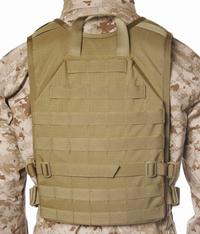 Blackhawk S.T.R.I.K.E.® Lightweight Plate Carrier Harness L/XL Coyote