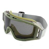 Q-Vision DL Net Goggles Olive