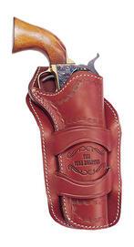 Vega Wester Holster Brown Leather