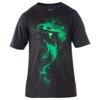 5.11 Tactical Smoke 'em T-shirt Black