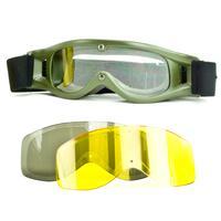 3 Lens Defender Goggle