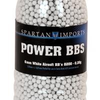 Spartan Power BB's 0,20 8200pcs In Bottle