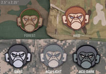Patch MSM - Monkey Head