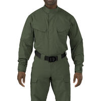 5.11 Tactical Stryke TDU Long Sleeve Shirt TDU Green