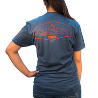 HSGI T-Shirt - Faded Navy Blue