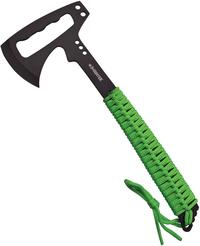 Z-Hunter Axe Green Cord Handle