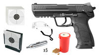 Umarex UX SA9 4,5mm CO2 Blowback Startpaket