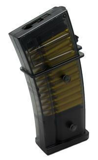 Magasin till H&K G36 C, fjäderdrivet gevär