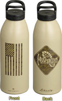 Maxpedition 0,95L Water Bottle US Flag