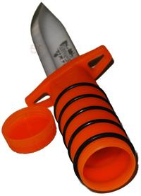 Cold Steel Survival Edge - Orange