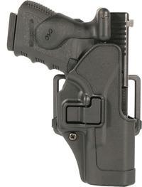 Blackhawk CQC Carbon-Fiber holster Glock 26/27/33 Vänster