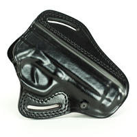Vega HB Open Belt Leather Holster for Beretta M92 Höger