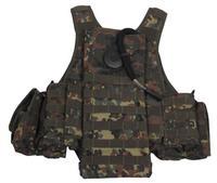 Ranger Vest Modular System Flecktarn
