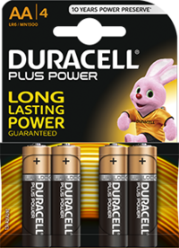 Duracell Plus Power - AA
