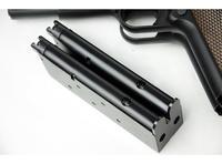 WE 1911 Dual Barrel GBB Pistol - Black