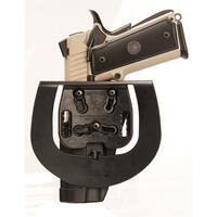 Blackhawk Standard CQC Carbon-Fiber holster Glock 17/22/31 Vänster
