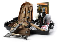 M-Pro 7 Advanced Small Arms Cleaning Kit m. Leatherman MUT