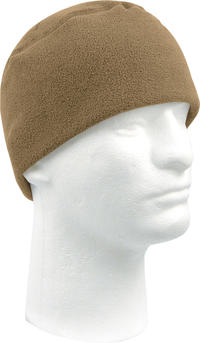 Rothco GI Type Polar Fleece Watch Cap Coyote