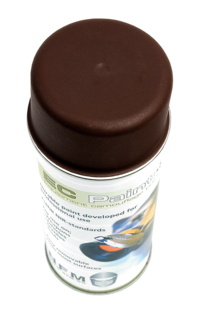 EC Paint Mud Brown Spray 400ml
