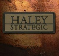 Haley Strategic Brand PVC Patch - OD