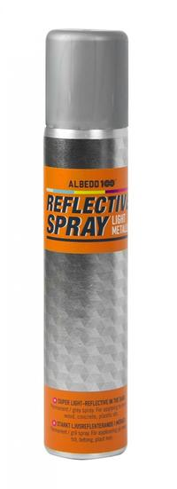 Albedo 100 Reflective Spray 200 ML Light Metallic