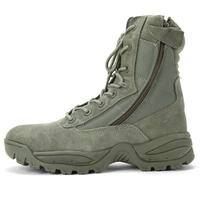 Miltec TACTICAL BOOT TWO-ZIP FOLIAGE