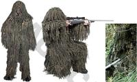 Jackal 3-D Body System Ghillie Suit Mossy Oak M/L
