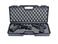 Strike Systems Plasticbox black 9x23x46 cm