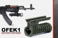 TDI Arms OFEK1 Frontgrip And Flashlight Adapter