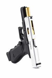 STARK ARMS S17 Match Crome GBB CO2 6mm Gen 2