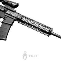 GunSkins® Rail Skin - Kryptek Yeti