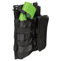 5.11 Tactical AR Bungee/Cover Double Tac Black