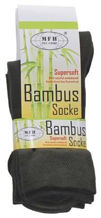 MFH Strumpa Bambus 3-pack