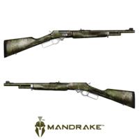 GunSkins® Rifle Skin - Kryptek Mandrake