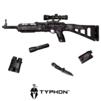 GunSkins® Gear Skin - Kryptek Typhon