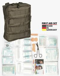 First Aid Pro Set Small Pro 25-Piece - OD