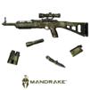 GunSkins® Gear Skin - Kryptek Mandrake