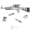 GunSkins® Gear Skin - Kryptek Yeti