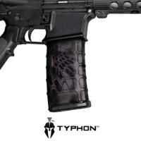 GunSkins® M4 MAG Skin x 3 - Kryptek Typhon