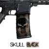 GunSkins® M4 MAG Skin x 3 - Punisher Black
