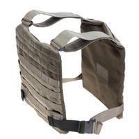 Snigel Design Slick Molle Plate Carrier - 14 Grå