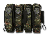 Inspire Molle 4+5 Pod Pouch Down