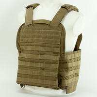 Tactical Tailor Releasable Armor Carrier TTRAC Coyote
