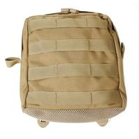 Blackhawk Large Utility Pouch with zipper - MOLLE Coyote