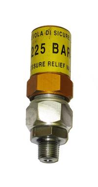 Coltri Pressure Relief Valve 225 bar