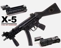 TDI Arms 5-Rail Aluminum quad rail System for MP5