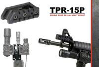 TDI Arms AR15/M16/M4 Front Sight Twin Rail Mount Aluminium
