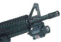 TDI Arms AR15/M16/M4 M4/M16 Bayonet Lug Rail Mount, Aluminium