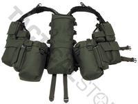 MFH Combat Vest Olive