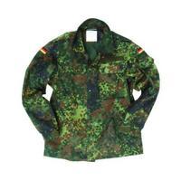 Fältjacka Flecktarn Camouflage Large